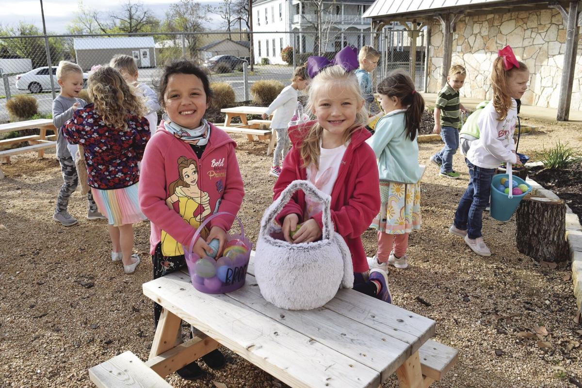 Hoppin' down the bunny trail