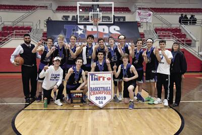 Hawks win 2019 TAPPS state title