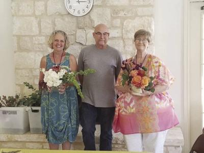 Garden club winners