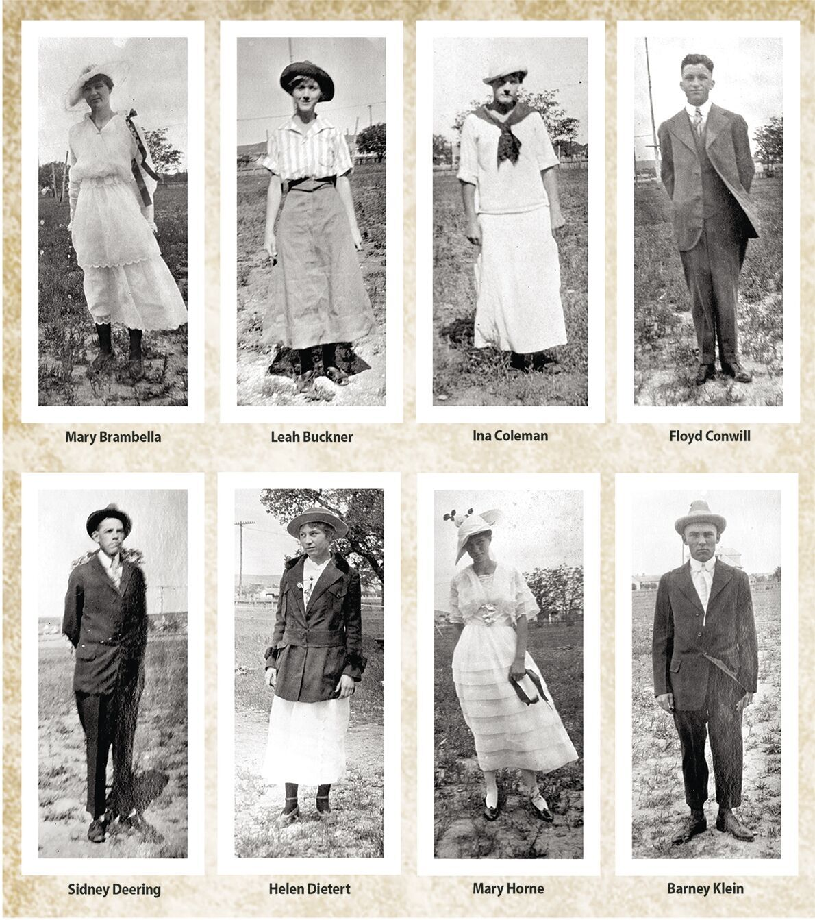 THE CLASS OF 1916