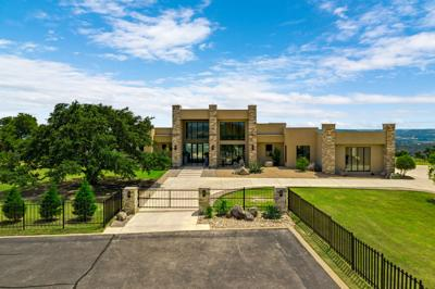 There are 41 properties listed at more than $1 million in Kerrville area