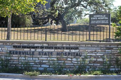 Construction underway at Kerrville State Hospital