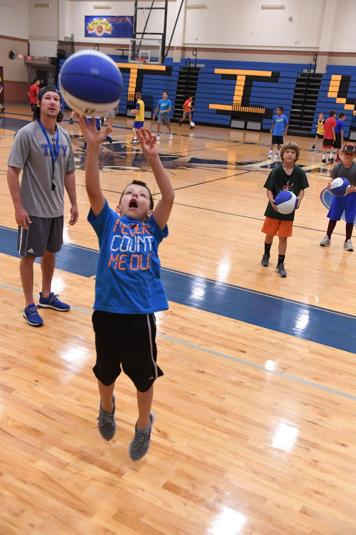 Tivy to offer basketball camp during the summer