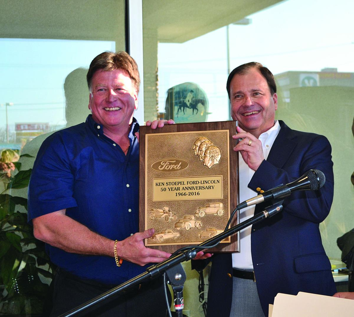 kerrville car dealership marks golden anniversary local news dailytimes com kerrville daily times