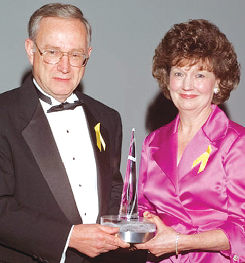Tommy and Shirley Holloway