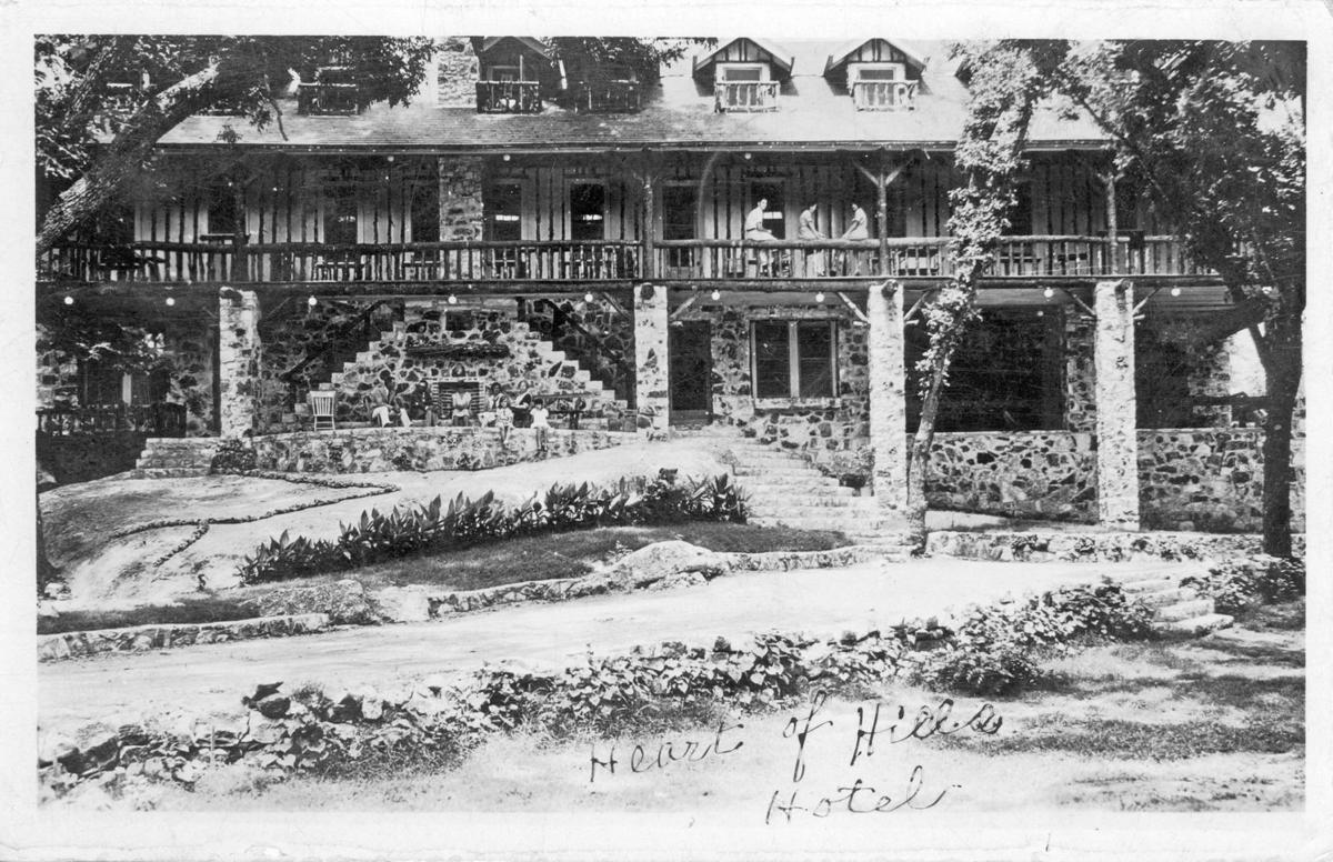 Heart of the hills hotel Sep 4, 1928