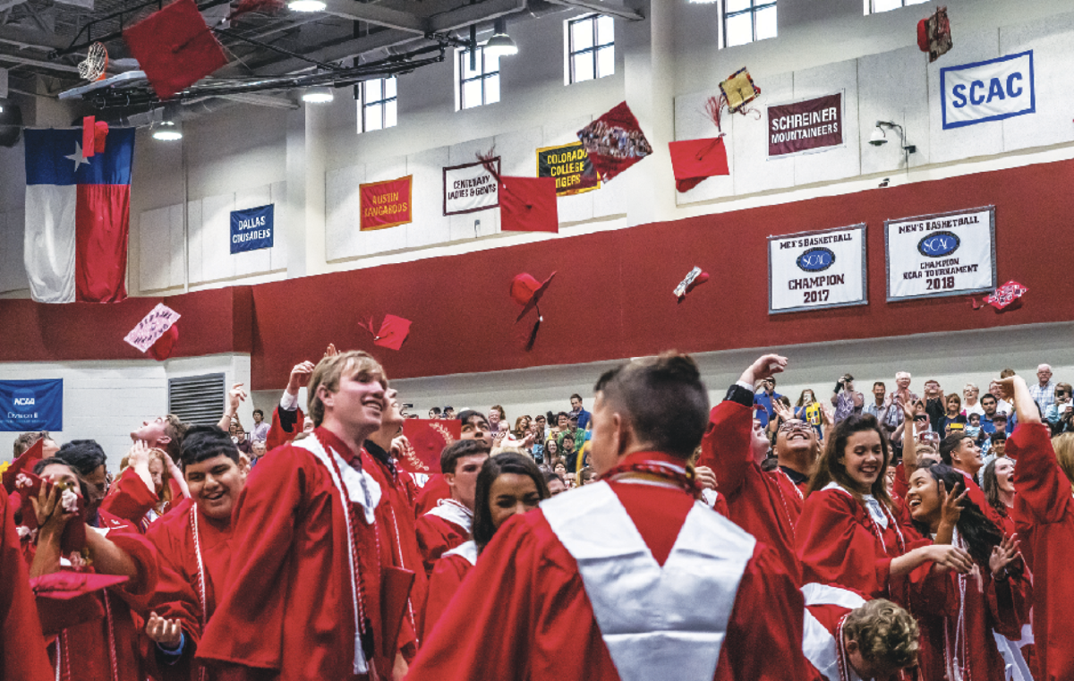 Community celebrates ITM Class of 2019