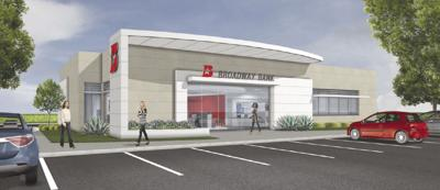 New bank building slated for downtown