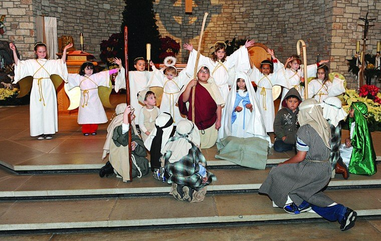 Notre Dame Catholic Church Christmas play - Daily Times: News ...