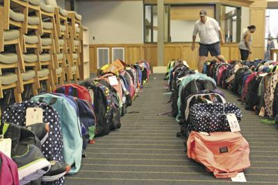 Salvation Army begins school supply drive