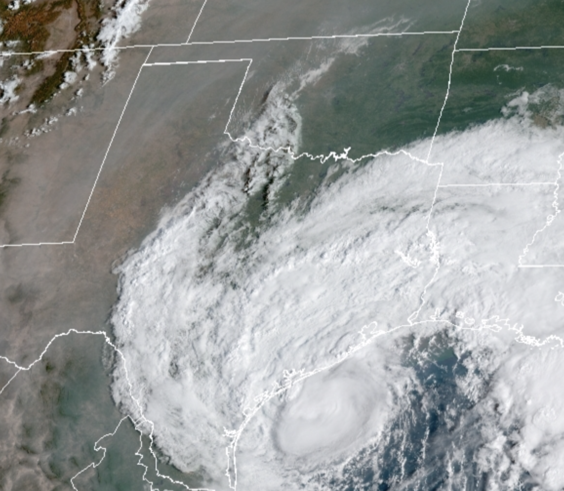 Beta expected to make landfall tonight in Texas
