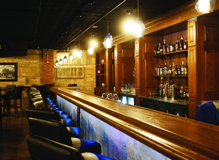Azul martini lounge