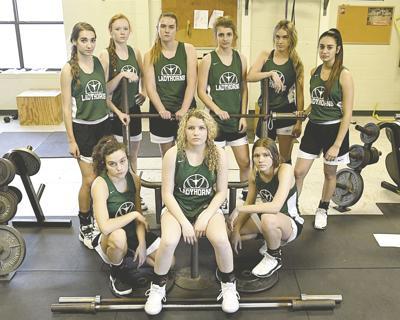 Harper Girls basketball