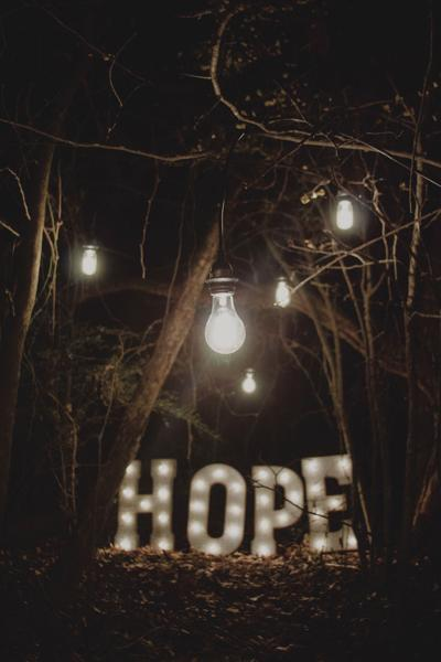Discovering hope in a time of crisis