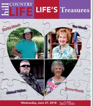 Hill Country Life_Lifes Treasures 2018