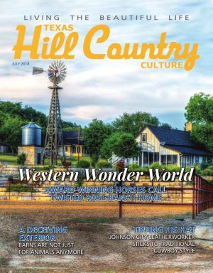 Texas Hill Country Culture July 2018