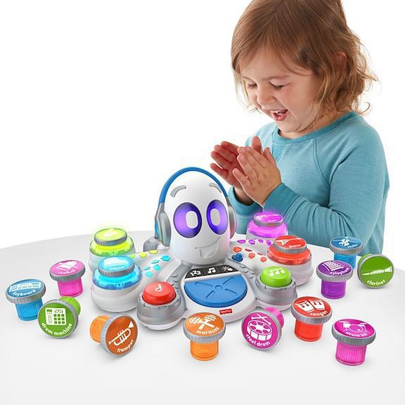 Special Needs Toy Fisher-Price Think & Learn Rocktopus