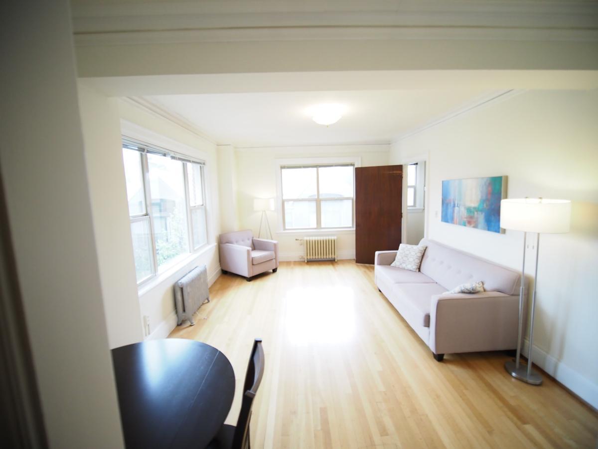Wilsonian Studio Living Room