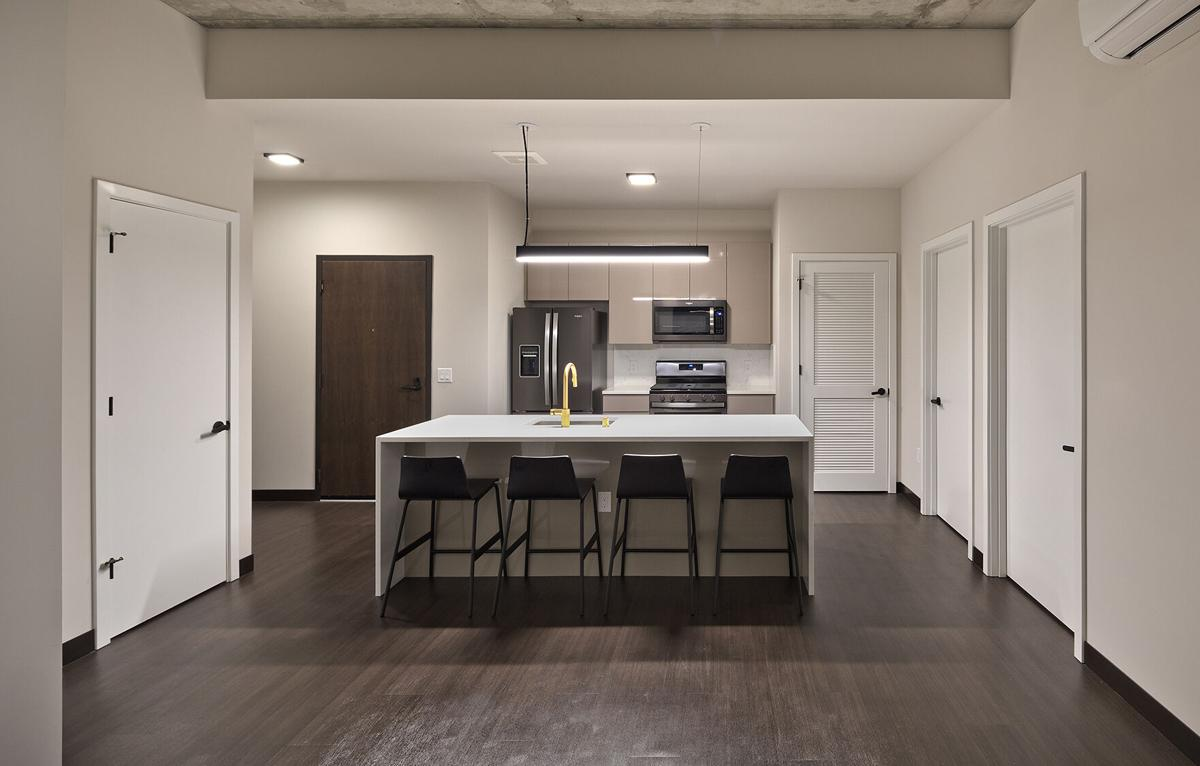 the m - 4 bedroom kitchen