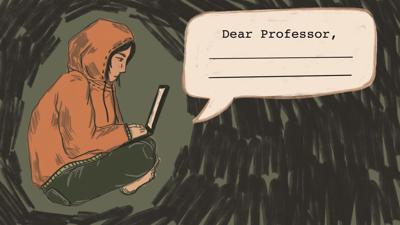 professor mental health