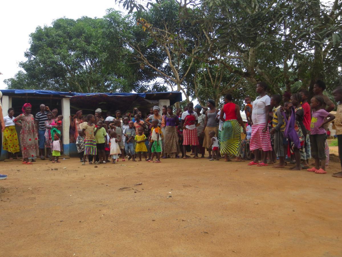 Sierra Leone Village