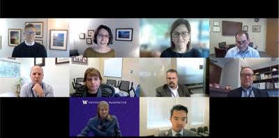 UW Medicine talks D1 Epic launch and COVID-19 updates