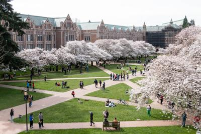 UW ranked 8th top university in the world: What comes next?