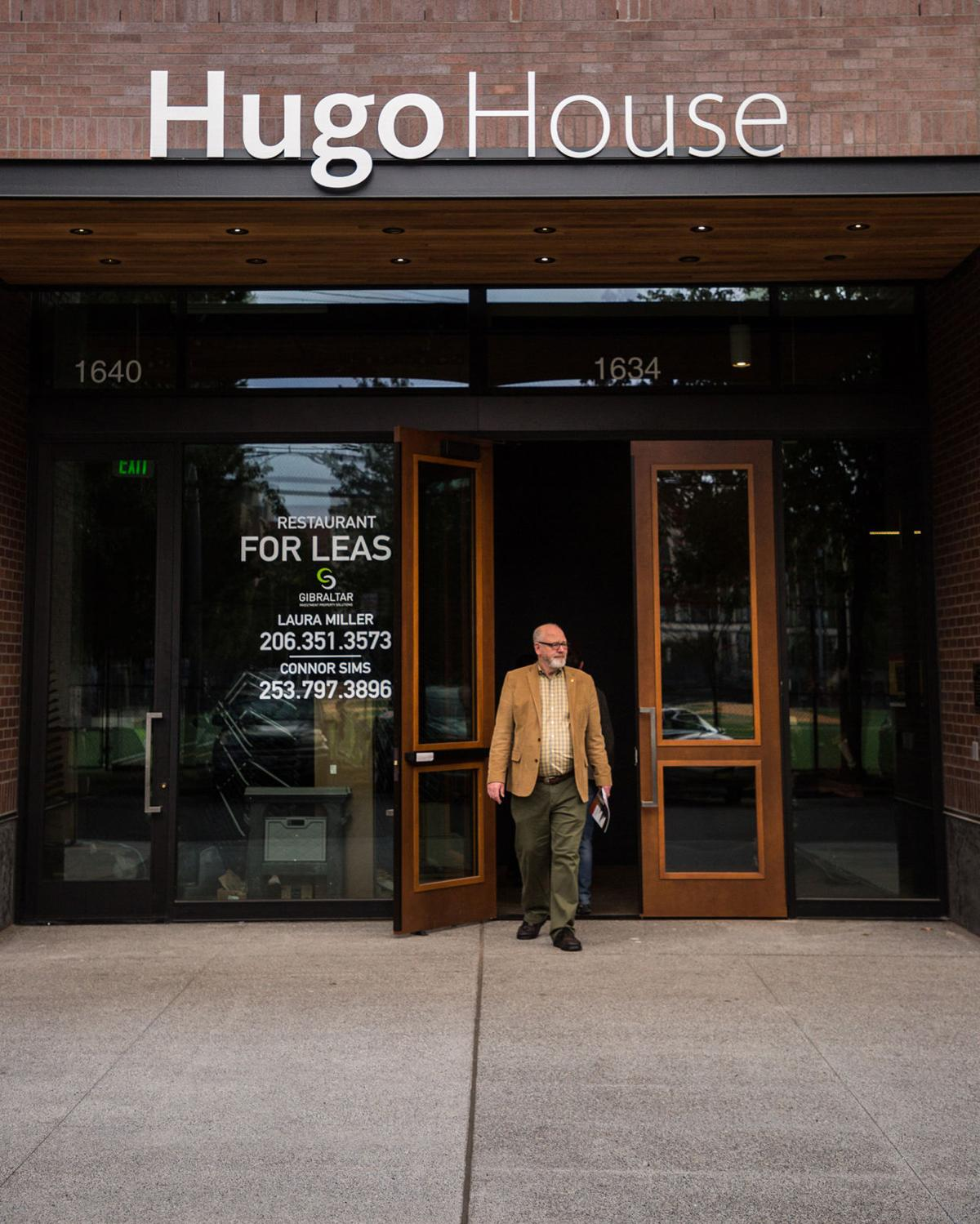 Same place, new space: Hugo House reopens its doors