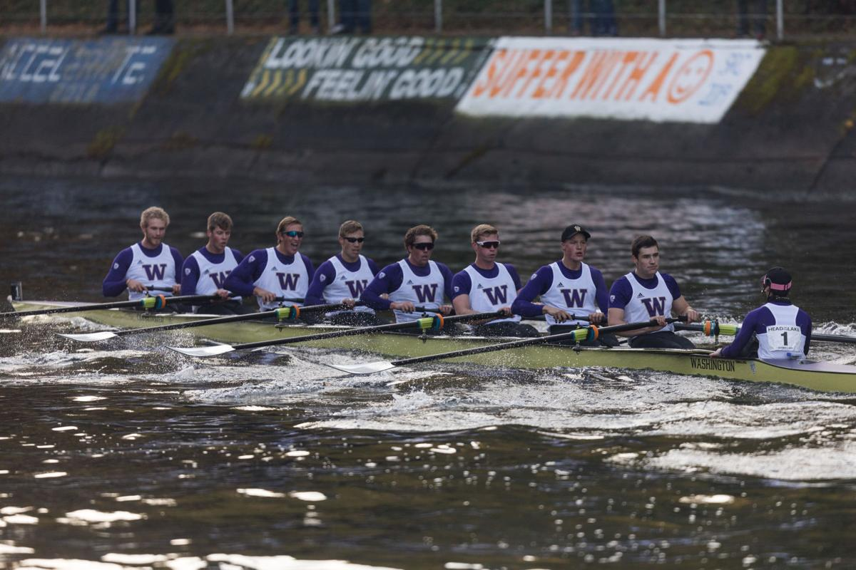 How UW rowers have dealt with a lost season