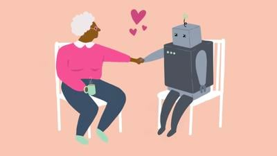 Sex robots may be the future of caretaking for older adults, according to UW professor