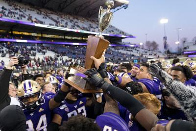 Apple Cup no more: COVID-19 issues on WSU roster cancels 113th Apple Cup