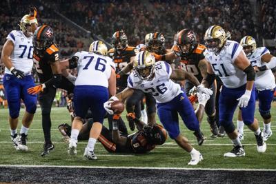 Instant reaction/analysis to UW vs. Oregon State