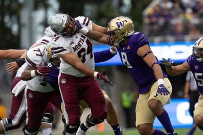 Notebook: Washington looking to end struggling run defense against Cal