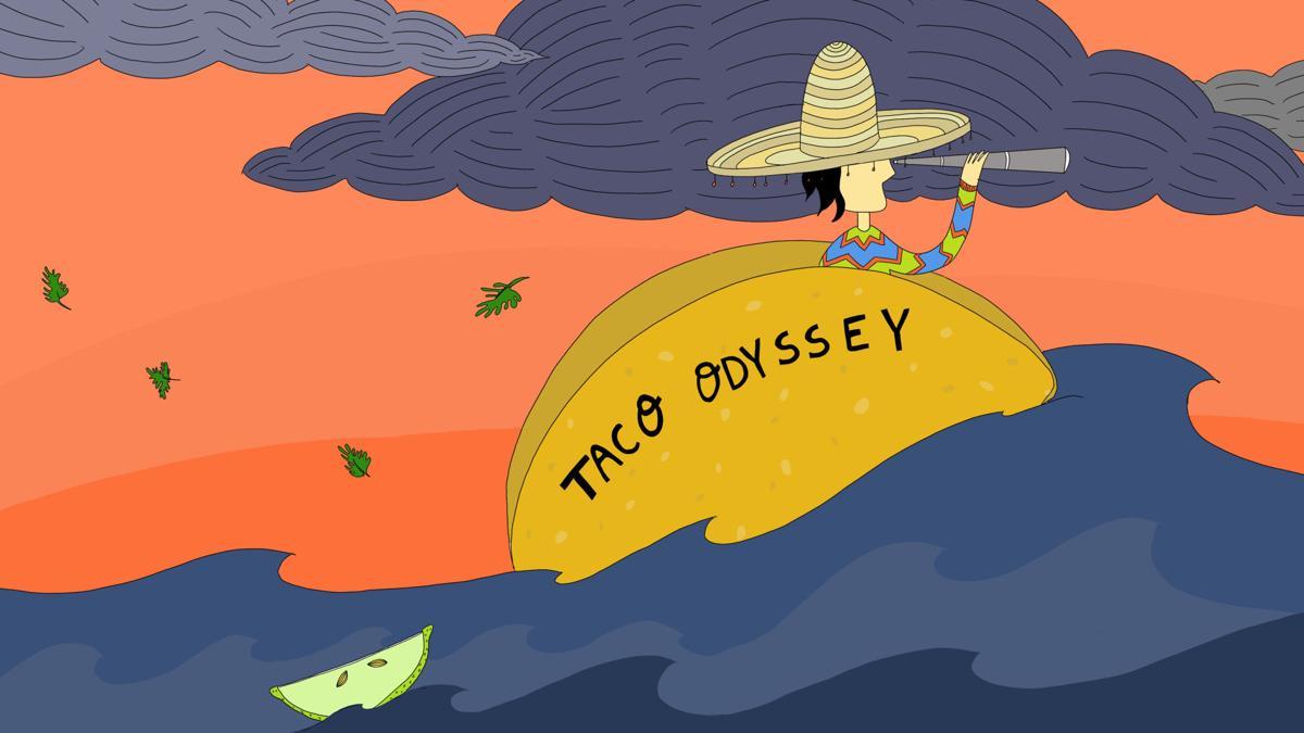 Taco Odyssey Logo