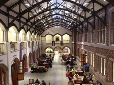 """Mary Gates Hall: From """"How in-person college will look for second-year students"""""""