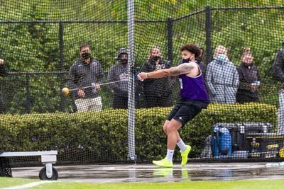 Hammer throwers highlight Washington's day at Ken Shannon Invitational