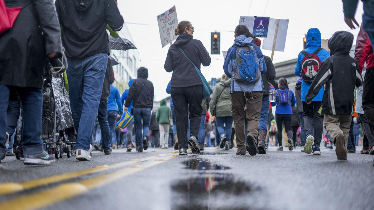 A march for science, a march for inclusivity | Science | dailyuw com