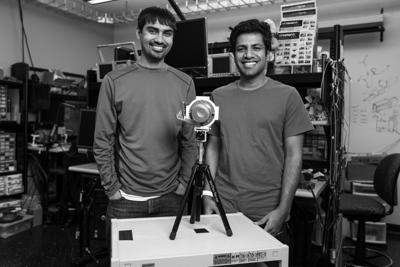 Hyperspectral camera