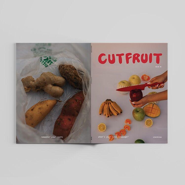 """HOMEROOM UW """"Cut Fruit"""""""