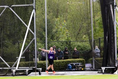 Washington has a strong opening day at the Pac-12 Track and Field Championships