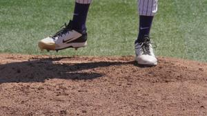 Science of the Sidearm: The Toe Tap
