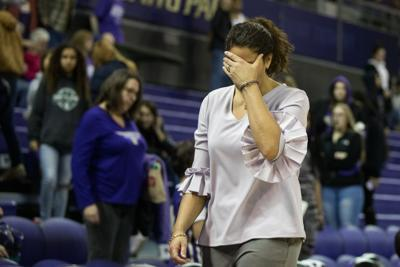 Wynn out as women's hoops head coach after four years
