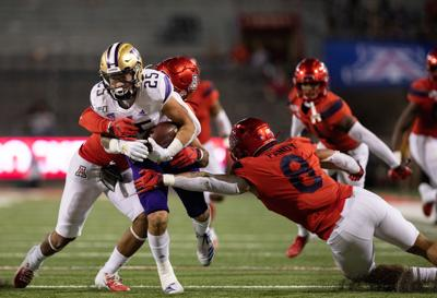 Huskies shift focus ahead of rivalry matchup with Ducks