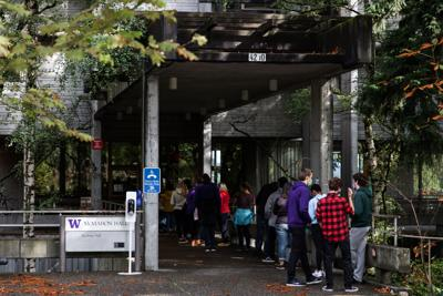 The vaccine is now available for all UW students — here's a guide to getting one