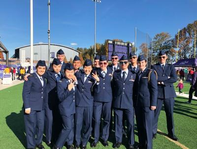 Join the Air Force ROTC program at UW's Detachment 910!