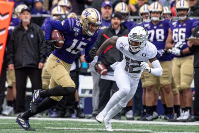 Young receivers show up for Washington with Fuller out