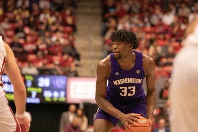 Washington's freshman phenom has been consistent through a season of the opposite