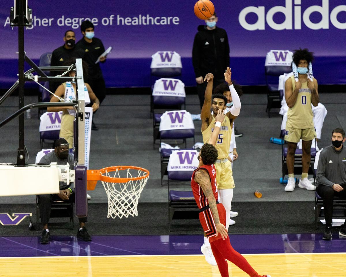 Utah performance highlights the rise of Jamal Bey 2