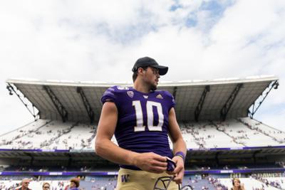 The hometown hero: How Jacob Eason embraces the challenge and blocks out the noise