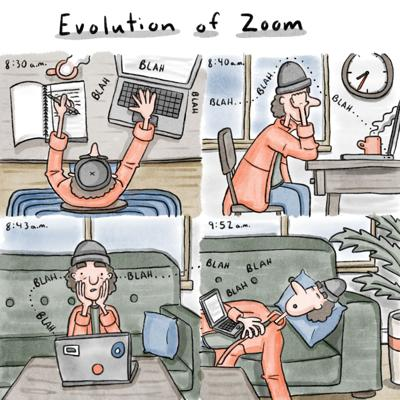 Evolution of Zoom
